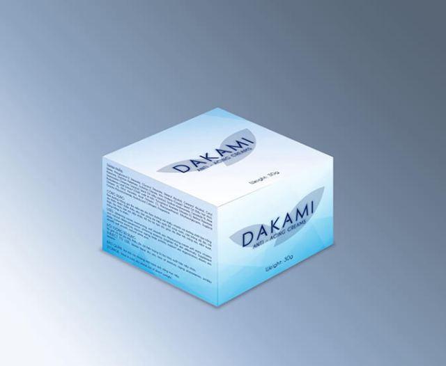 Kem Dakami nặng bao nhiêu
