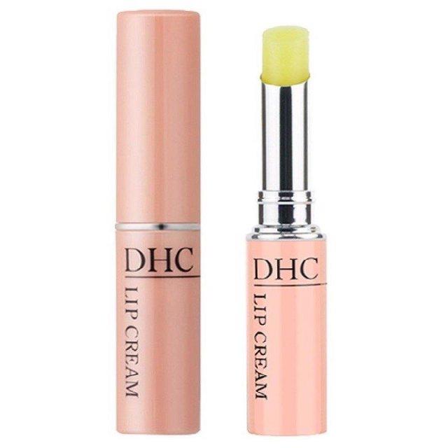 Cách làm môi hồng tự nhiên không cần son bằng Son dưỡng trị thâm môi DHC