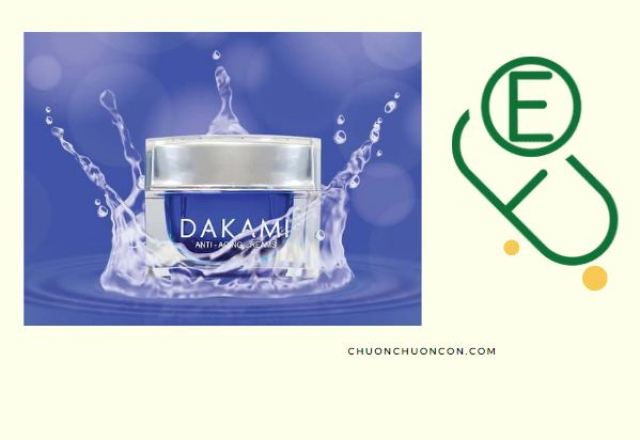 Thanh phần của kem Dakami