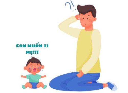 Tác hại của việc bé không được bú sữa mẹ