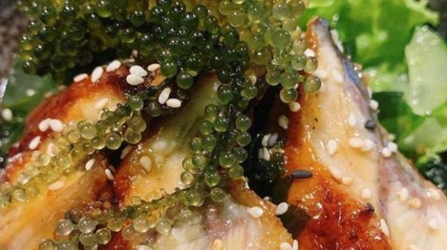 Cách làm các món ăn từ rong nho