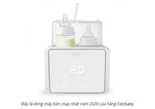 Cách dùng Máy hâm sữa Fatz