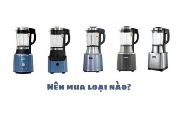 So sánh máy làm sữa hạt unie V1 V3 V6
