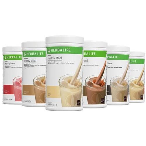 Sữa giảm cân Herbaliffe