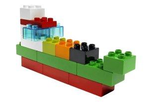duplo LEGO piezas