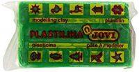 plastilina jovi de color verde