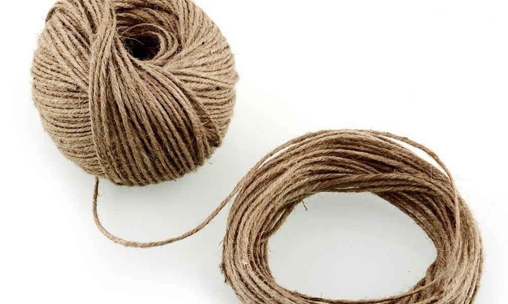 Cuerda de Yute. Opinión. ¿Para qué la puedes usar?