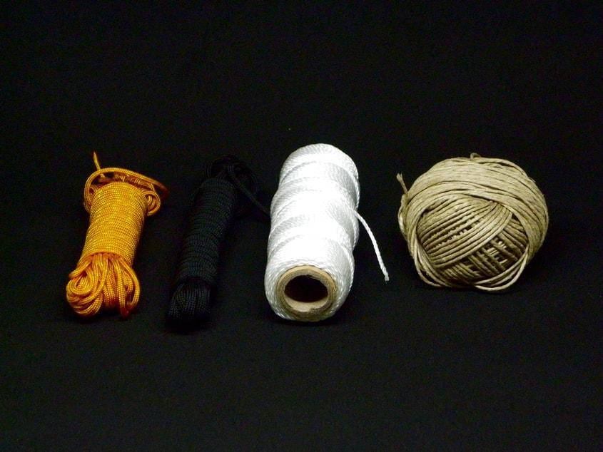 tipos de cuerda