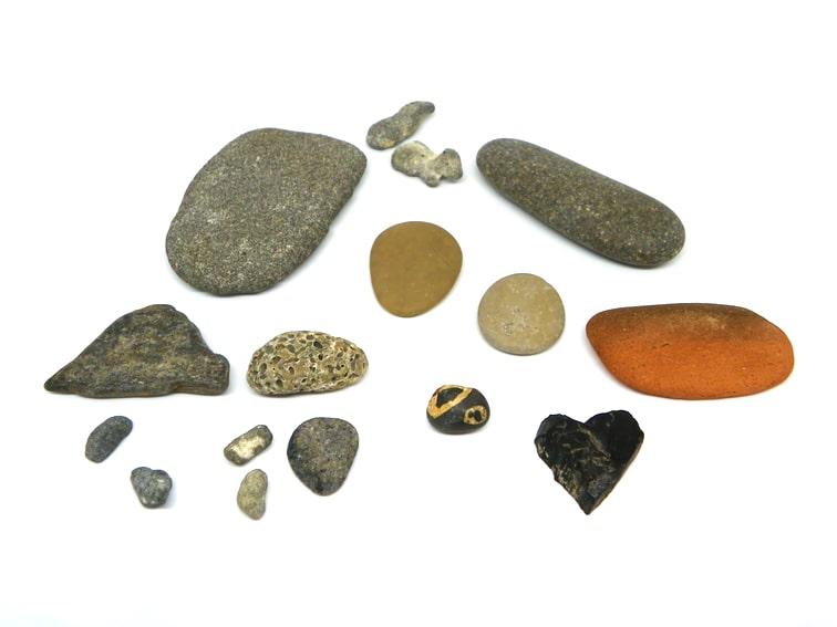 piedras de mar