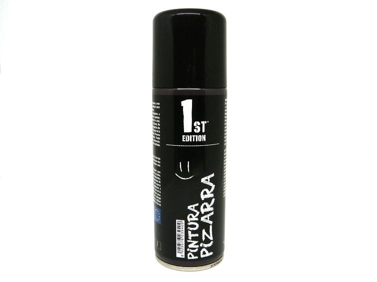 pintura en spray efecto pizarra