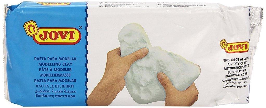 pasta para modelar de jovi blanca