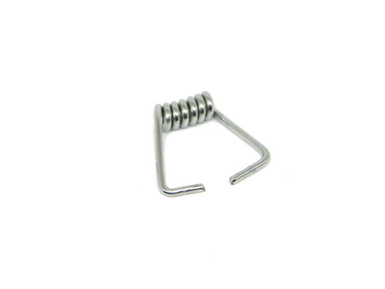 clip de muelle metalico de la pinza para hacer colgante