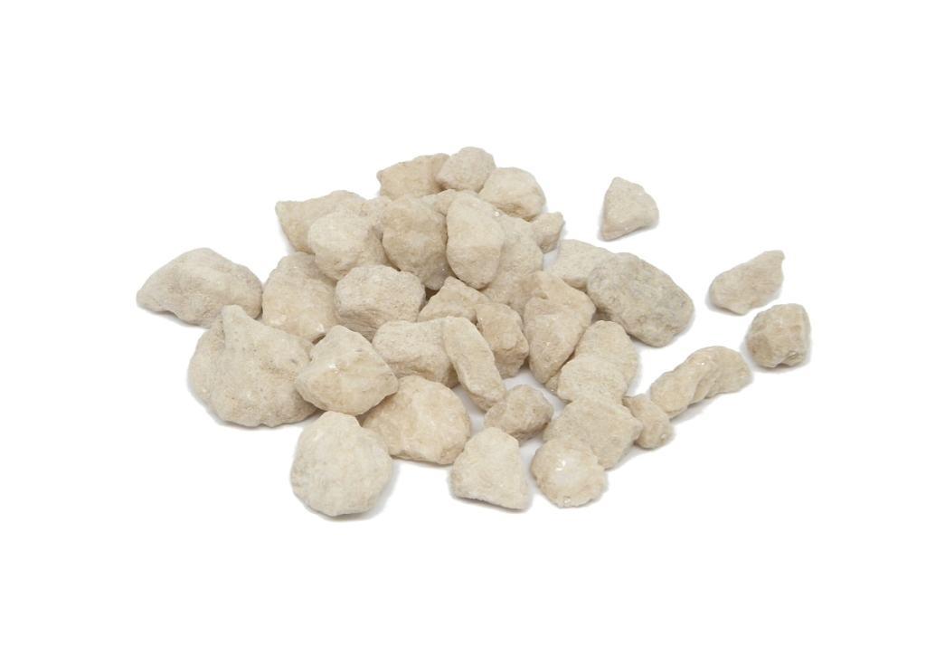 piedras pequeñas para hacer miniatura decorativa de un pozo