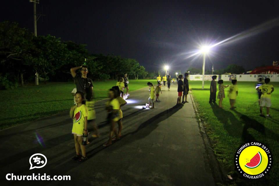 沖縄サマーキャンプ