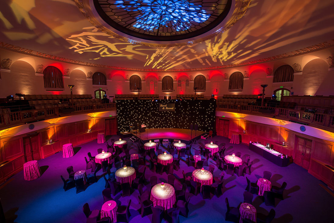 Large Conference Venue Central London Westminster