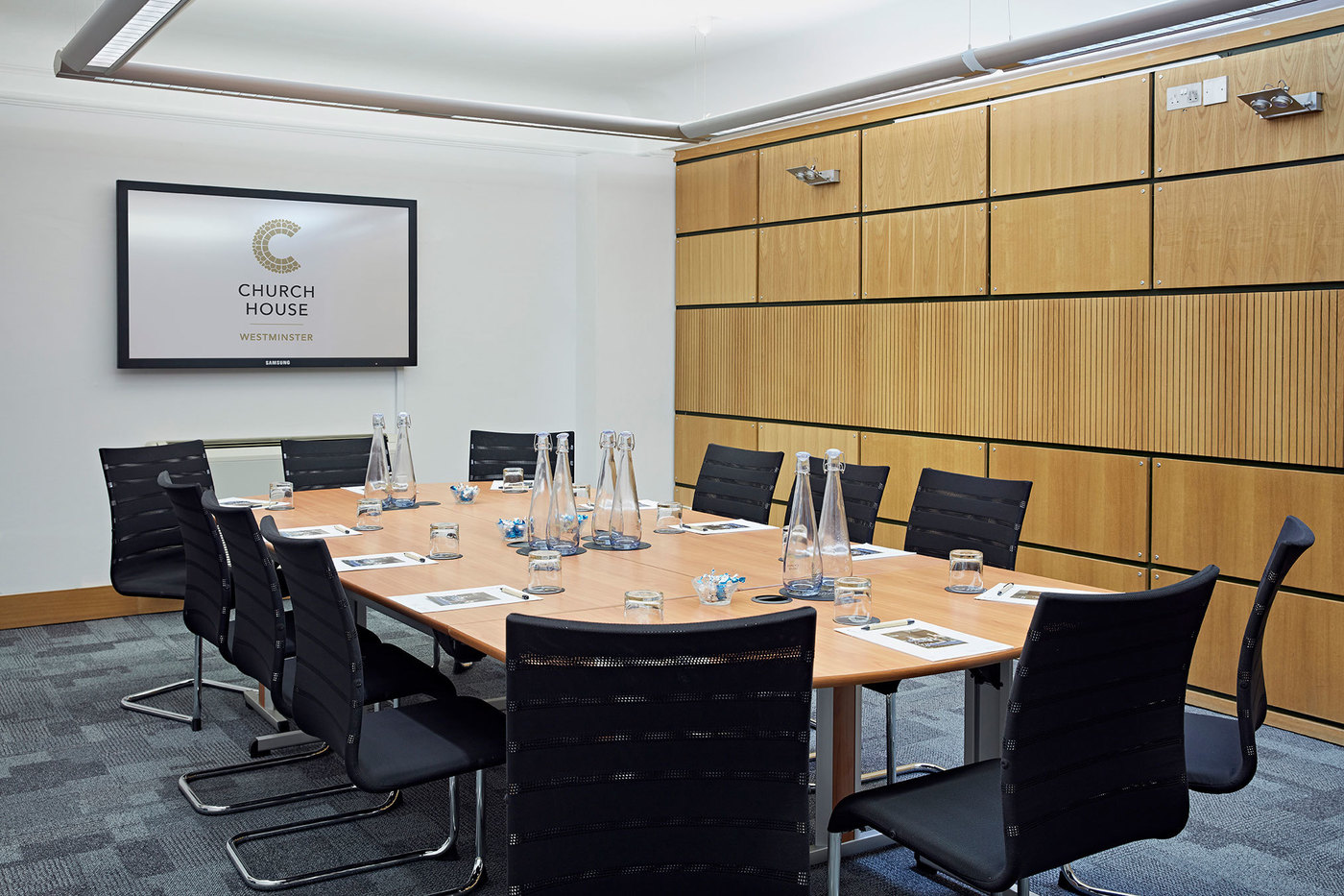 Central London Conference Venues  Rooms Westminster