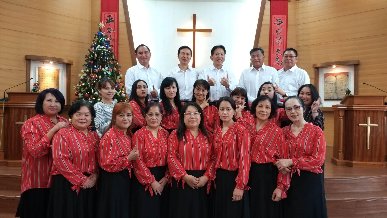 烏來教會詩班