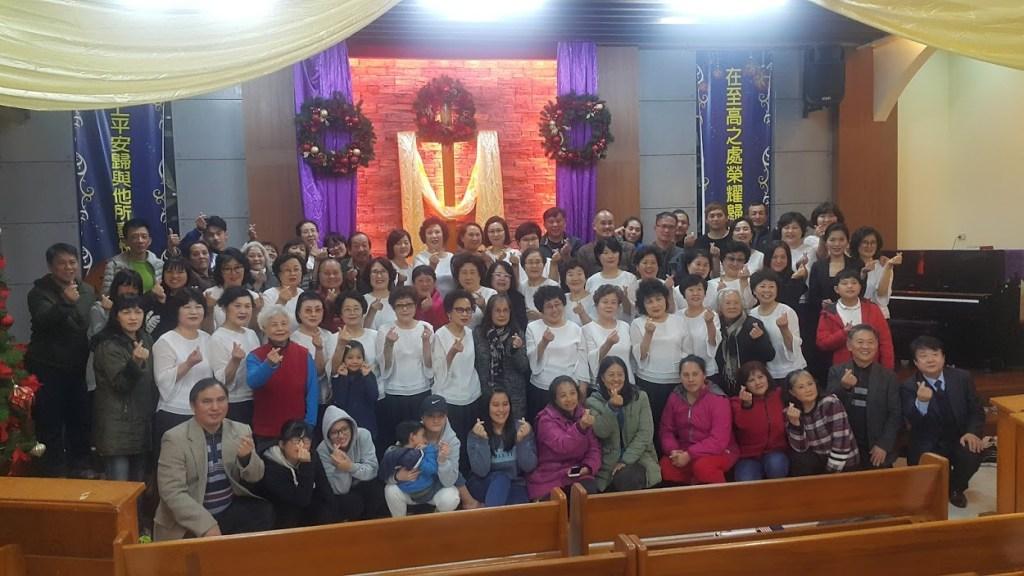 韓國教會師母訪問團來訪