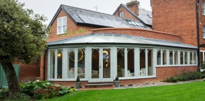 Bespoke Handcrafted Conservatory