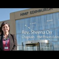 Rev Sheena Orr - Church of Scotland/Scottish Prison Service