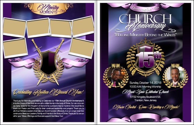 Majesty Church Anniversary Program | Church Anniversary