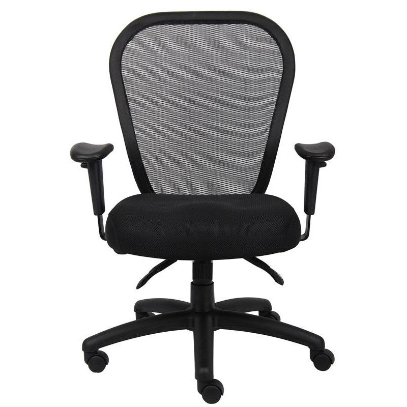 Ergonomic Mesh Chair Ergonomic Mesh Chair Black B6008 Churchchairs4less
