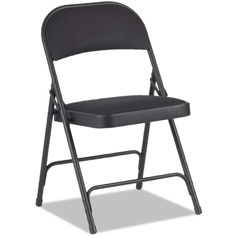 Steel Folding Chair Steel Folding Chair Fabric 4 Box Alefc97b
