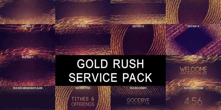 Gold Rush Service Pack Preview