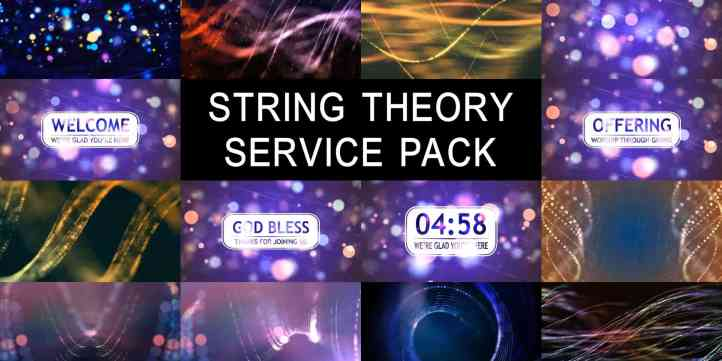 String Theory Service Pack Preview