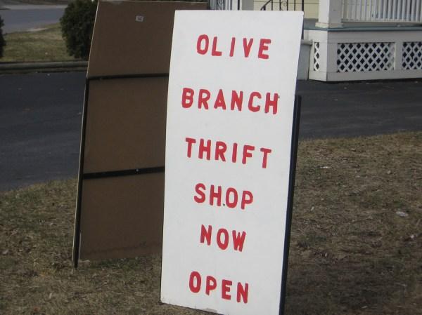 Olive Branh Thrift