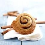 Frozen Cinnamon Swirls Croissant