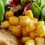 Frozen Herby Parmentier Diced Potatoes 500g