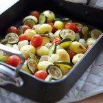 Frozen Tuscan Roasting Vegetables 500g Bag