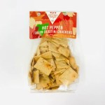 Cottage Delight Hot Pepper Italian Crostini Crackers 170g