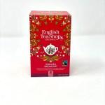 English Tea Shop Organic 20 English Breakfast Tea