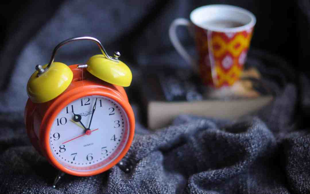 Creative Ideas to Get Ahead of the Time Change