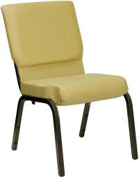 Hercules XU-CH-60096-BGE-GG Beige Church Chair | Church ...