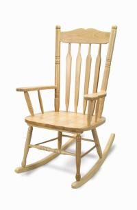 Whitney Brothers Adult Rocking Chair - WB5536 On SALE ...