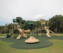 Outdoor Play Equipment for Older Kids