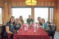 Dinner time at Seal River! Mikayla Plett photo.