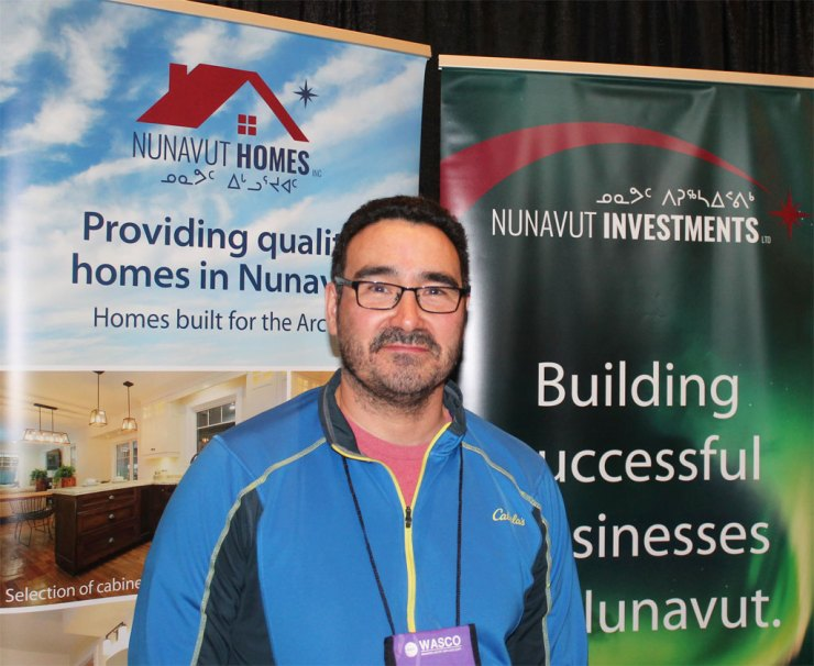 Patrick Tagoona, President, Kivalliq Chamber of Commerce and Nunavut Investments Ltd.