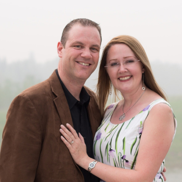 Rodney and Tracy Fortin