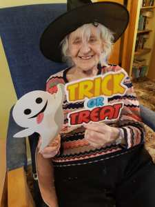 Halloween at Elizabeth House in Bury