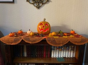 Halloween at Holmewood Residential Care Home