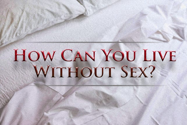 How Can You Live Without Sex?