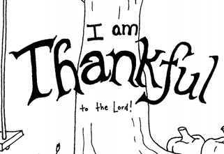 Free Thanksgiving Resources for Children's Ministry