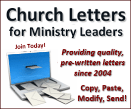 Access Hundreds of Church Letters Immediately!