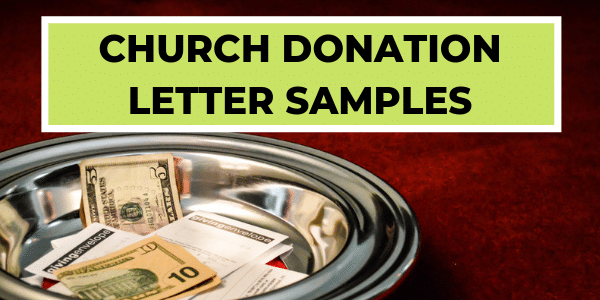 Donating your car is i. Church Donation Letters Church Stewardship Letters Churchletters