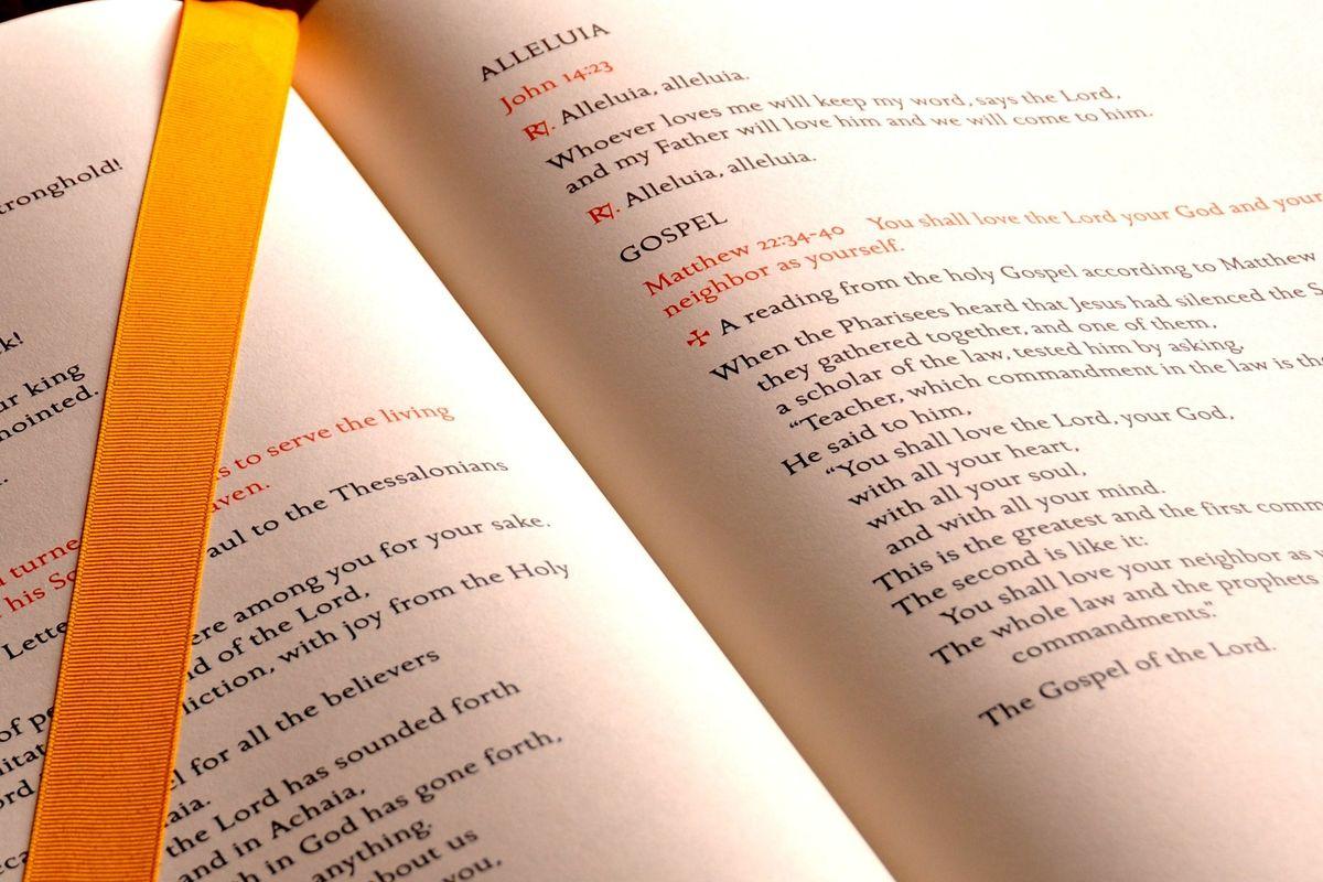 The Mass For Millennials The Liturgy Of The Word