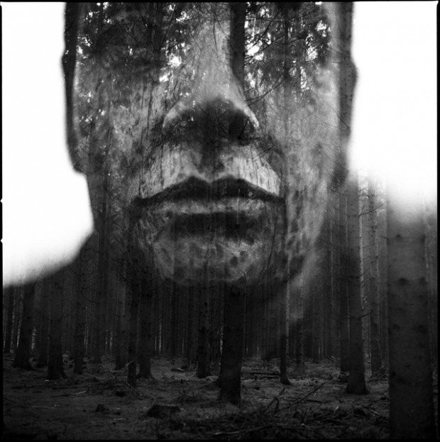 double exposure Florian Imgrund